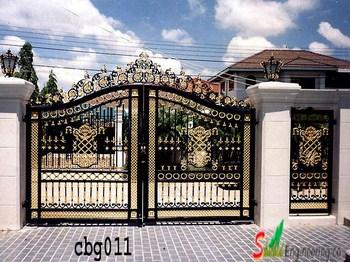 Casting Boundary gate (011)