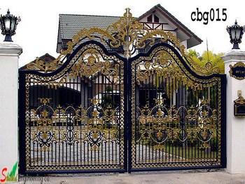 Casting Boundary gate (015)
