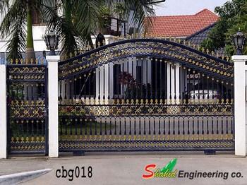 Casting Boundary gate (018)