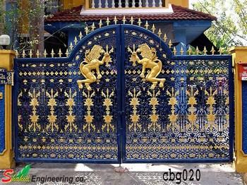 Casting Boundary gate (020)