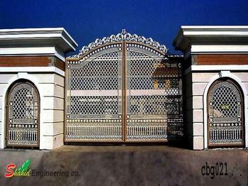 Casting Boundary gate (021)