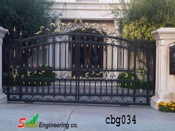 Casting Boundary gate (034)