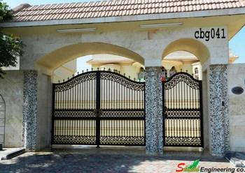 Casting Boundary Gate (041)