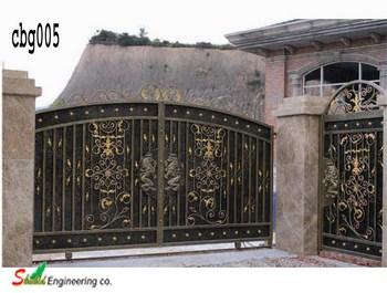 Casting Boundary gate (005)