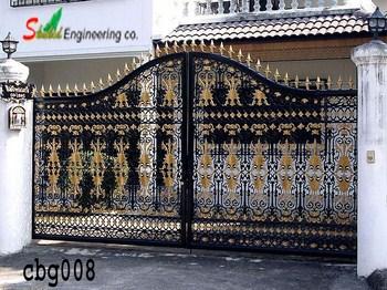 Casting Boundary gate (008)