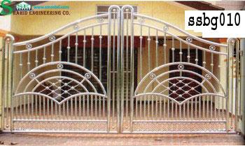 Boundary-gate