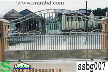 SS-Boundary-gate bd