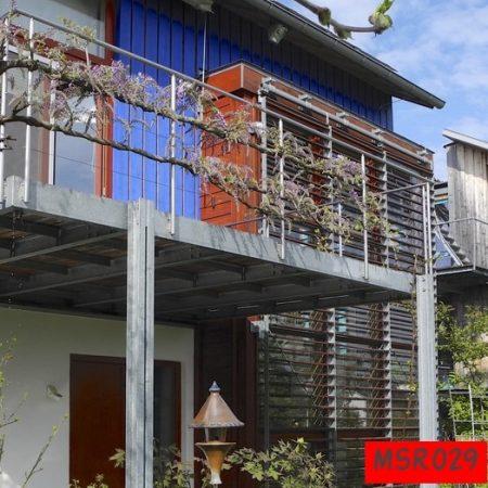Ms balcony railing grill(029)