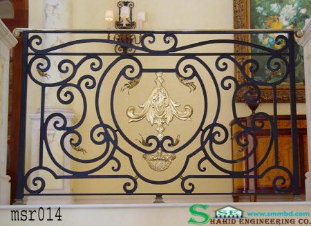 Ms balcony railing  grill(013)
