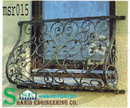 Ms balkuny railing  grill(015)