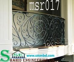 Ms balkuny railing  grill(017)