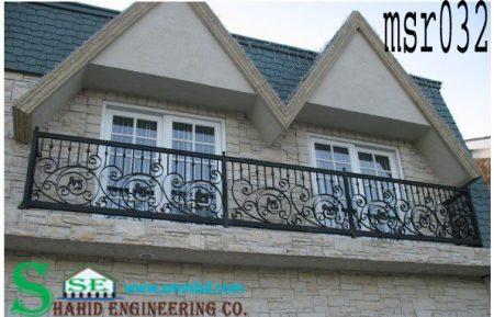 Ms balcony railing  grill(031)