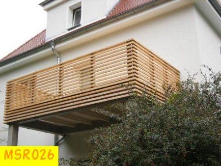Ms balcony railing grill(026)