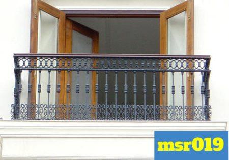 Ms balcony railing grill(019)