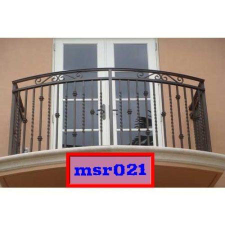 Ms balcony railing grill(021)