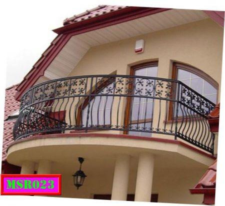 Ms balcony railing grill(023)
