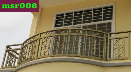 Ms balcony railing grill(006)