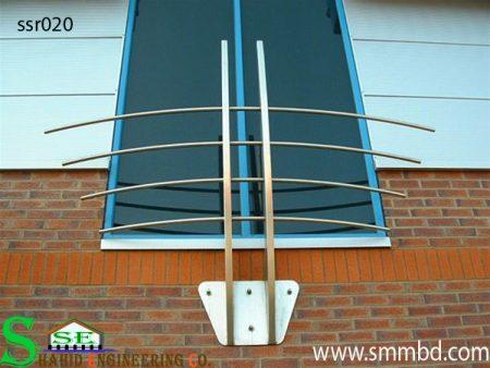 SS stair railing (020)