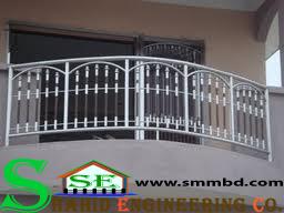 SS Balcony Railing(010)