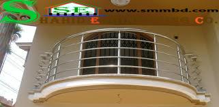 SS Balcony Railing(016)