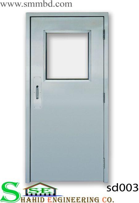 STEEL DOOR (003)