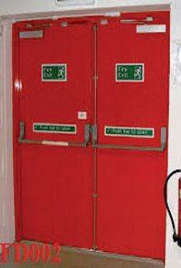 Fire Door (002)