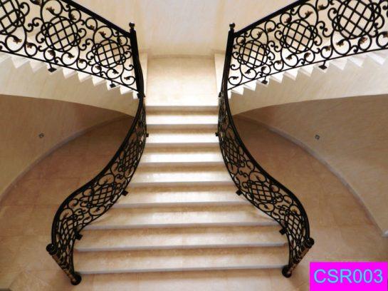 Casting Stair Railing 003