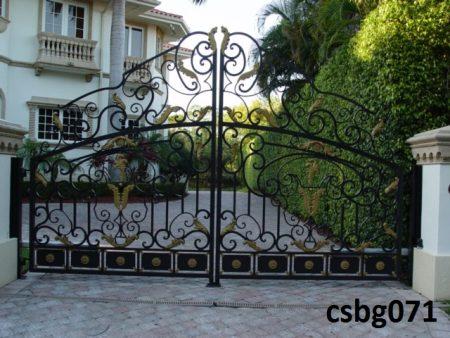 Casting Boundary Gate (071)