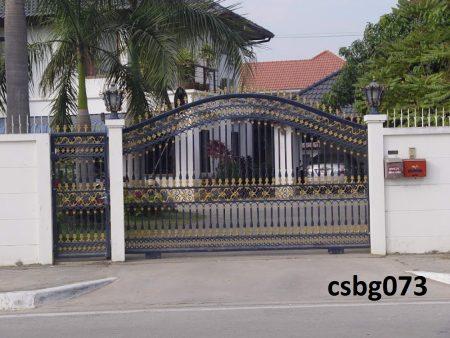 Casting Boundary Gate (073)