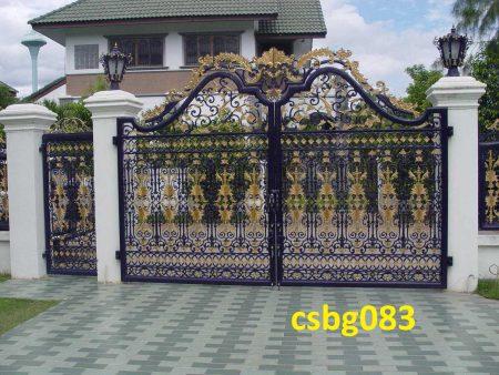 Casting Boundary Gate (083)