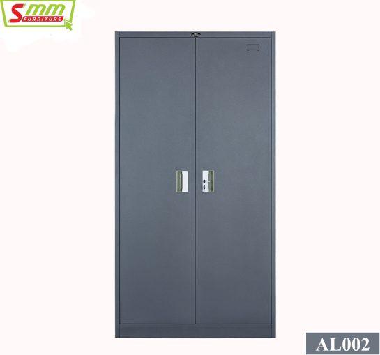Steel Almira with Locker AL002