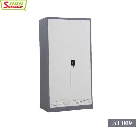 Double Door Steel Almira