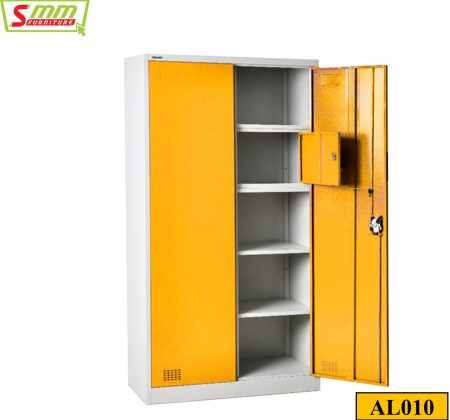 Colorful Door Steel Almira