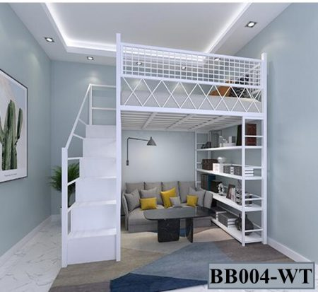 Duplex Upper Bunk Bed