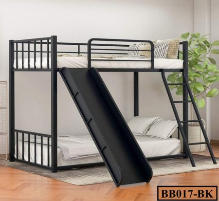 Slider with Bunk Bed