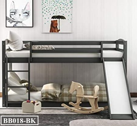 Slider with Bunk Bed, Storage Bunk Bed, Semi-Double Bunk Bed, Desk with Bunk Bed, Triple Bunk Bed, Industrial Bed, Sofa with Bed