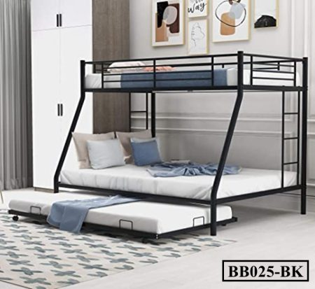 Bunk Bed with Extra Bed(BB025)