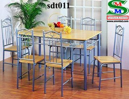 Steel Dinning Table (011)