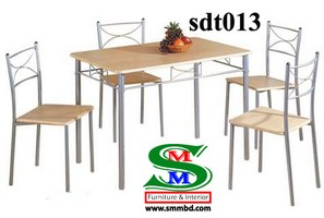 Steel Dinning Table (013)