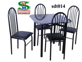 Steel Dinning Table (014)
