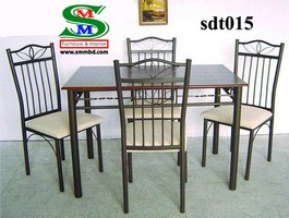 Steel Dinning Table (015)