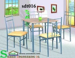 Steel Dinning Table (016)