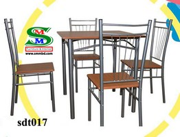 Steel Dinning Table (017)
