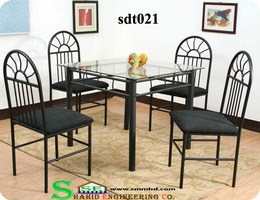 Steel Dinning Table (021)