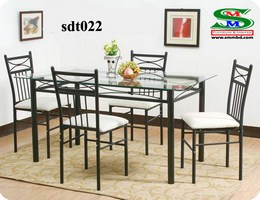 Steel Dinning Table (022)