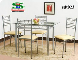 Steel Dinning Table (023)