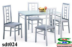 Steel Dinning Table (024)