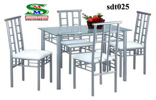 Steel Dinning Table (025)