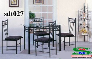 Steel Dinning Table (027)
