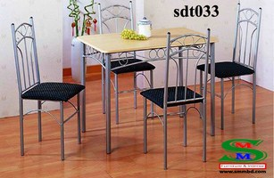 Steel Dinning Table (033)